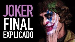 Explicación final Joker