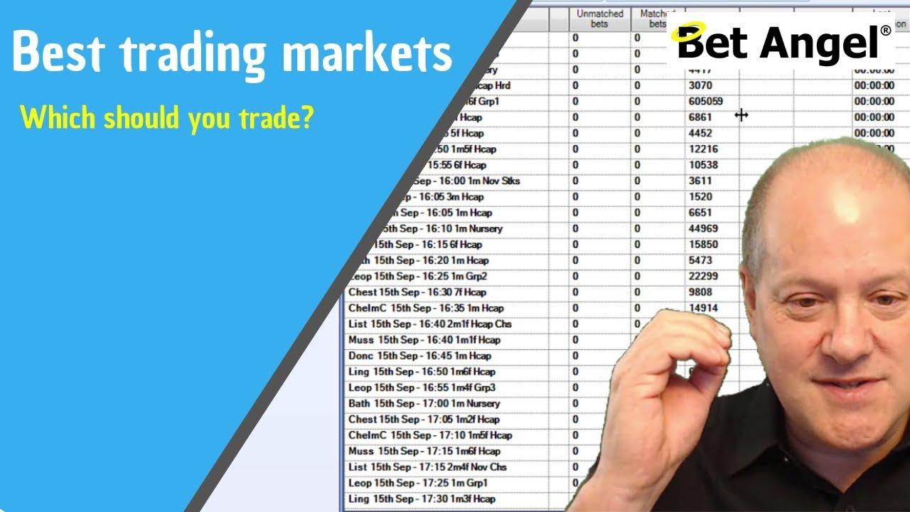 Betfair Trading