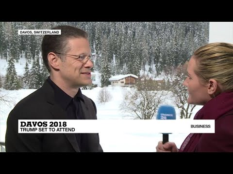 Davos 2018: Trump steals the WEF spotlight