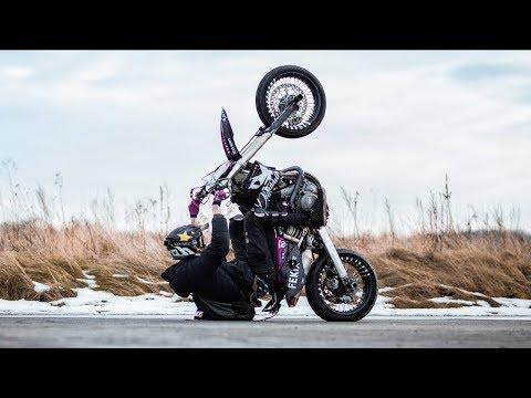 STUNTSHOW MIT GEFÄHRLICHER SITUATION!!! // Alpha Riders