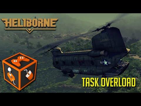 Heliborne - Task Overload |