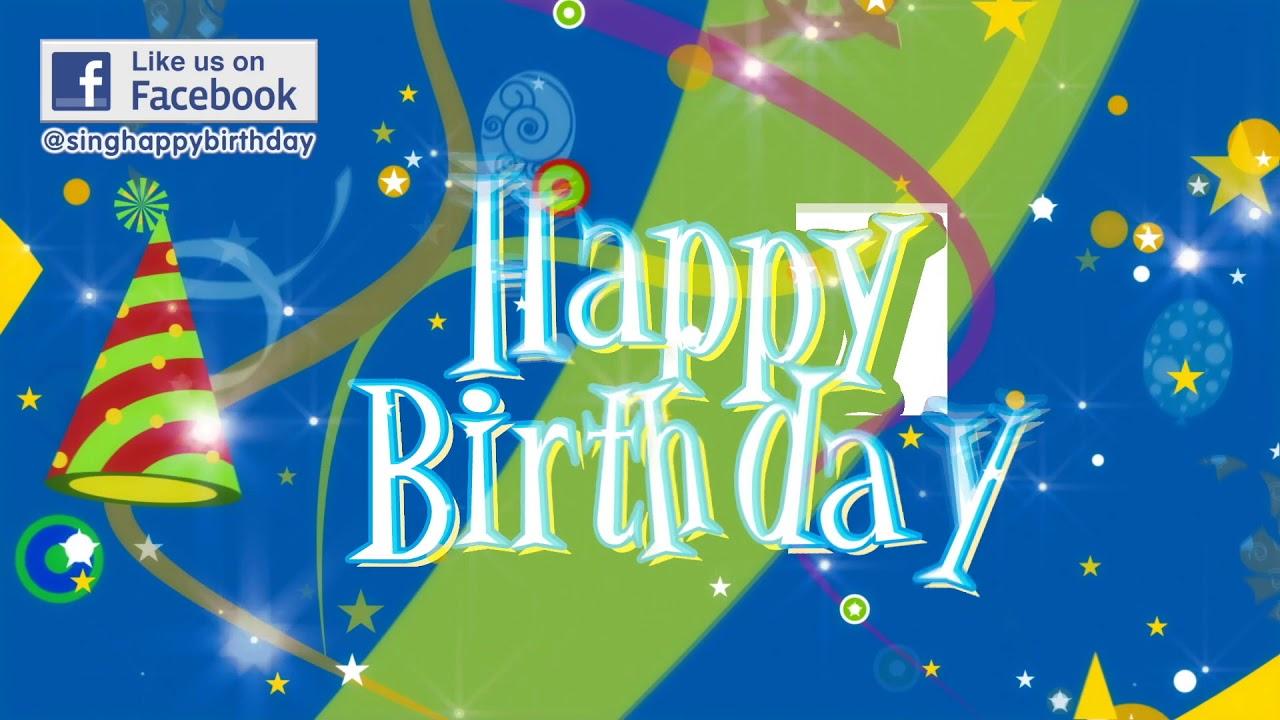 Happy Birthday Grandad Youtube