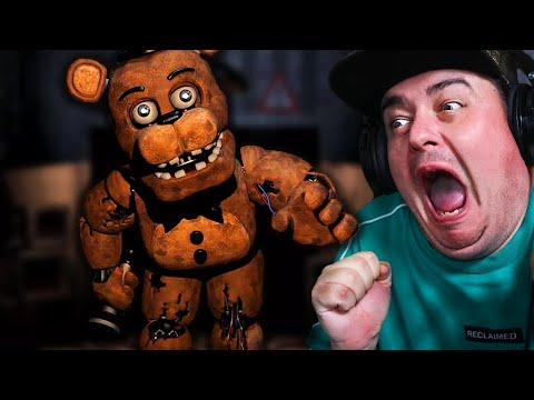 OMG!!!!! Five nights at Freddy's