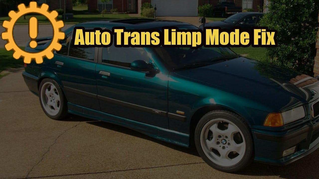E36 Auto Transmission Limp Mode FIX