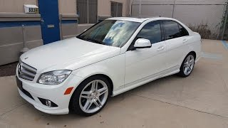 2008 Mercedes C350 SOLD (#2587) Plymouth, MI