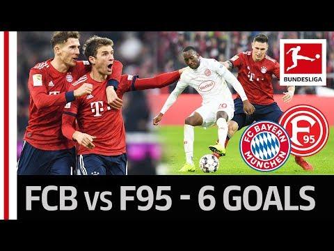 Bayern München vs. Düsseldorf | 3-3 | 21-Year-Old Hat-Trick Hero Shocks Neuer