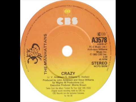 Manhattans - Crazy (Dj ''S'' Bootleg Remix)
