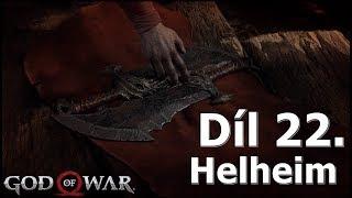Cerberos hraje: God of War CZ #22- Helheim