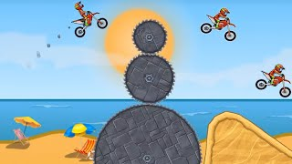 Moto X3M - Bike Racing Games, Best Motorbike Game Android, Bike Games Race Free 2019 # 119