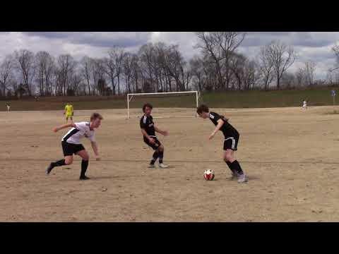 ERL 2018 Fredericksburg Century 2001 Gold Vs Future Players Academy Premier Part 3