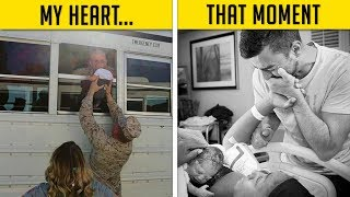 The Most Powerful Fatherhood Moments