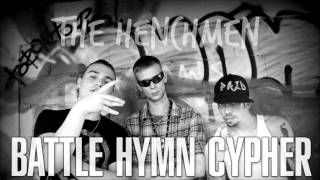 Download Vinnie Paz - Battle Hymn - [Henchmen Cypher] MP3 song and Music Video