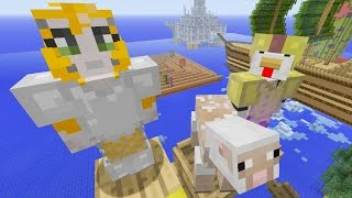 Minecraft Xbox - Ocean Den - Animal Stunts (28)