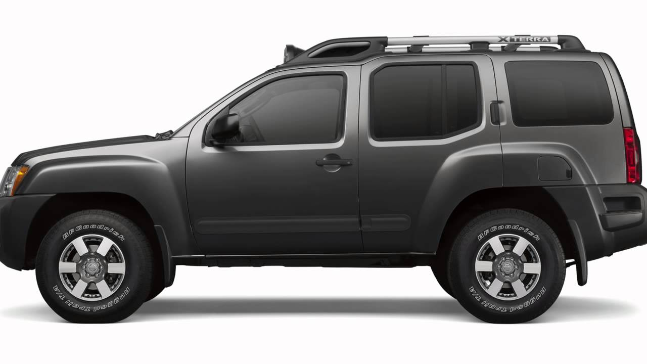 2017 Nissan Xterra 4 Wheel Drive 4wd If So Equipped