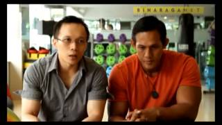 Halim Tsiang, Dith Satyawan - Indonesia Natural Fitness Heroes