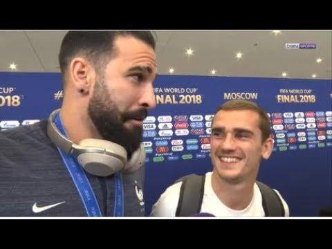 Le meilleur d'Adil Rami durant la Coupe du Monde