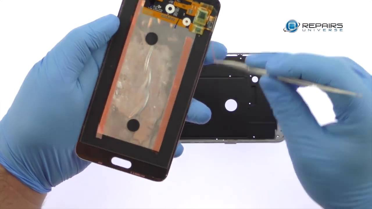 Samsung Galaxy J7 (2016) Take Apart Repair Guide - RepairsUniverse