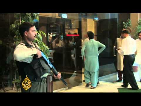 Pakistan's private security sector booms