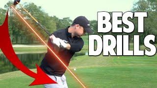 How To SHALLOW The Club And Hit LONGER Drives | Best Drills