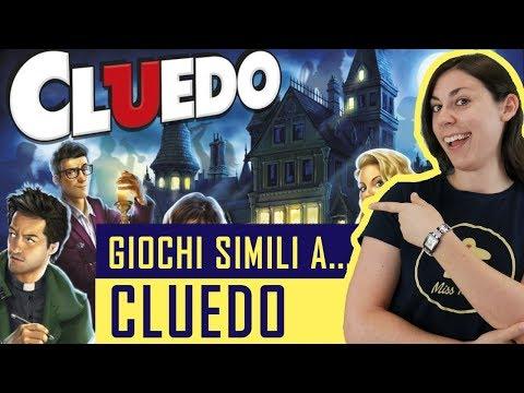 Giochi simili a Cluedo - 10 giochi da tavolo alternativi (Natale 2018)