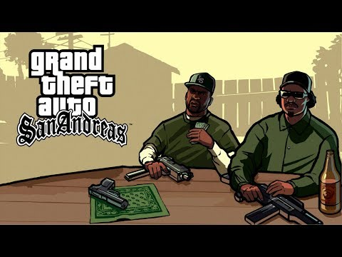 Grand Theft Auto San Andreas - Game Movie
