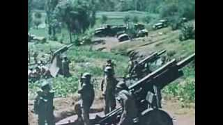 Story of Korean War in Colour (Documentary)