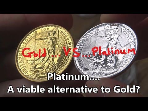 Is PLATINUM a viable alternative to Silver and Gold?