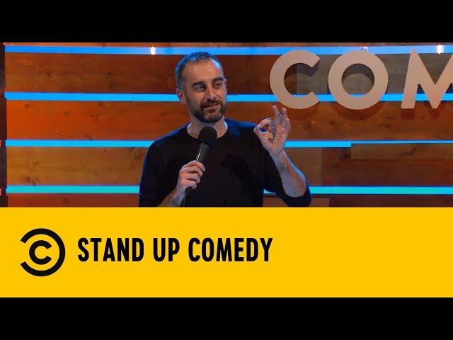 Stand Up Comedy: Lo stylist perfetto è il guardone - Daniele Fabbri
