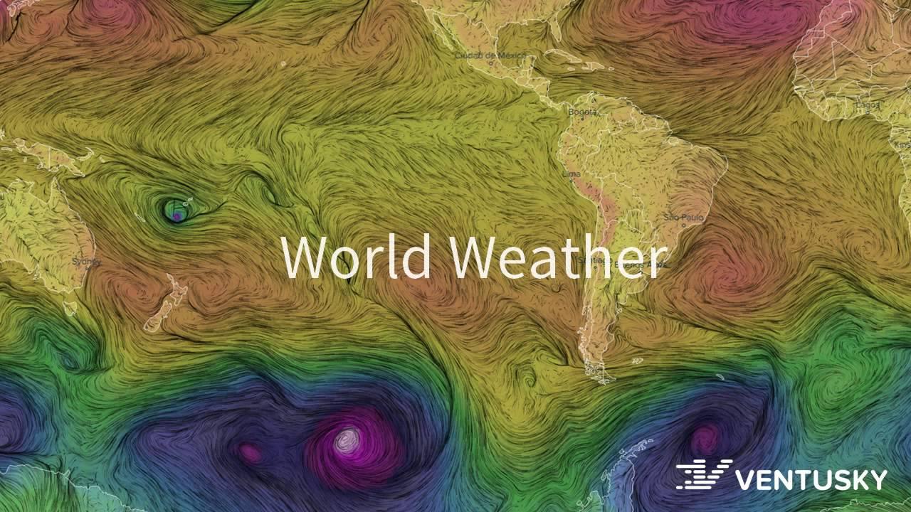 Ventusky   Amazing Weather Maps   YouTube