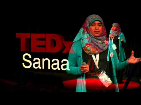 Universal values, literally: Zuha Al-Hammadi at TEDxSanaa 2012