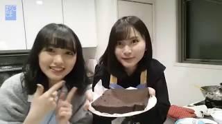 48GこんなCMあったらいいな 福岡聖菜・向井地美音 ロッテ ガーナバレン...