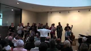"""15 Mozart Rezitativ und Chor aus """"Die Zauberflöte"""" Es siegte die Stärke, Sommerserenade 2012"""