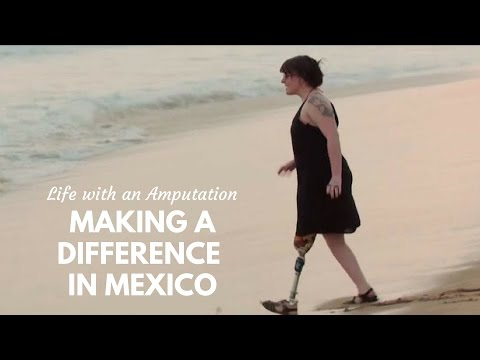 Robbie Francis: Making A Difference in Mexico