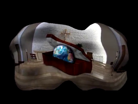 The Nail In The Coffin   RIP GLOBE EARTH   Proof Positive!360P