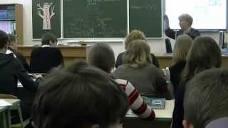 Открытый урок по физике в отделении Кржижановское