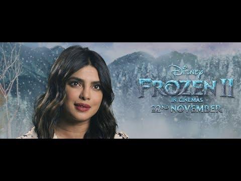 Priyanka Chopra Jonas As Elsa: Behind The Scene   Frozen 2   Hindi   November 22   Disney Studios IN