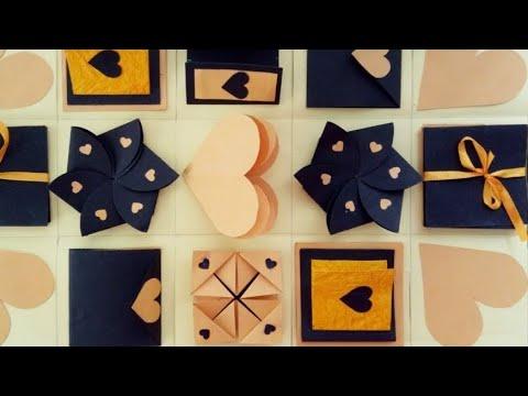 Infinity Explosion Box Tutorial | DIY | Valentine's Day / Anniversary Gift Idea