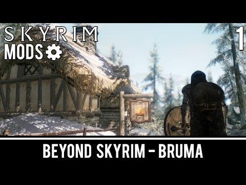 Beyond Skyrim: Bruma - Part 1 (Skyrim Mod)
