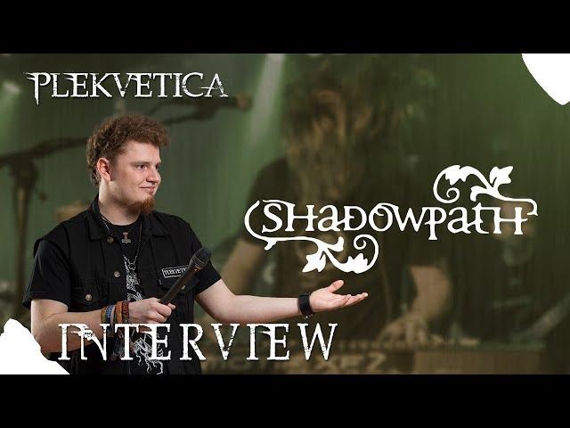 [ Interview ] Shadowpath ( 2018 ) | Prog. Symphonic Metal