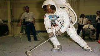 Ein Großer Schwindel? - Frau Verklagt NASA Wegen Mondstaub