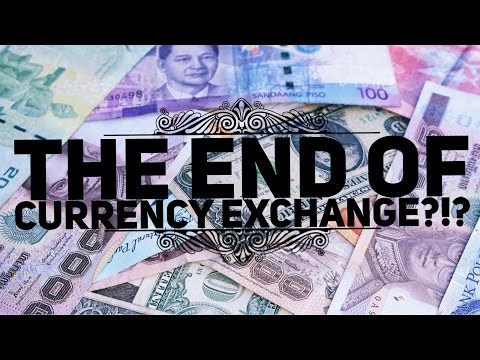 Don't exchange currency ever again when traveling!