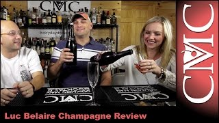 Luc Belaire Sparkling Wine Review | Rare Rose & Brut