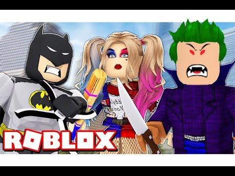 تحدى مدينة الابطال و الاشرار فى لعبة roblox !! 🔥😈 ⚡ thumbnail