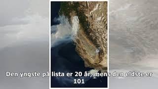 De enorme brannene i California: Jobber desperat for å finne overlevende