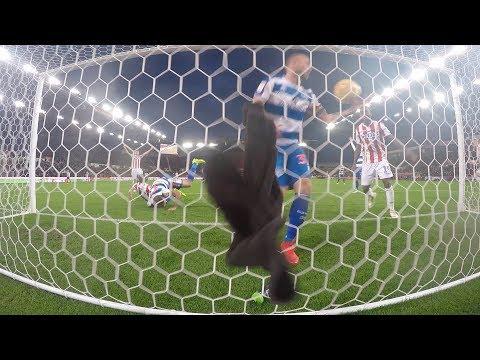 GOAL CAM : Stoke City 2-2 QPR