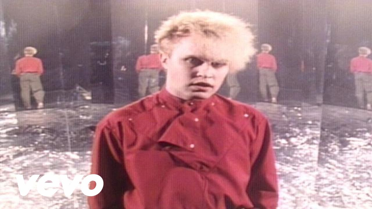 A Flock Of Seagulls - I Ran (So Far Away) (Video)