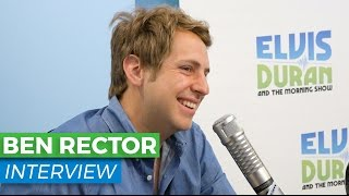 """Ben Rector Discusses """"Brand New"""" and His Career 