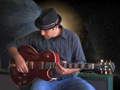 Gibson Hollowbody Guitar Review - Blues and Jazz Guitar Session