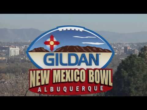 Marshall Highlights vs Colorado State Football 2017 (New Mexico Bowl)