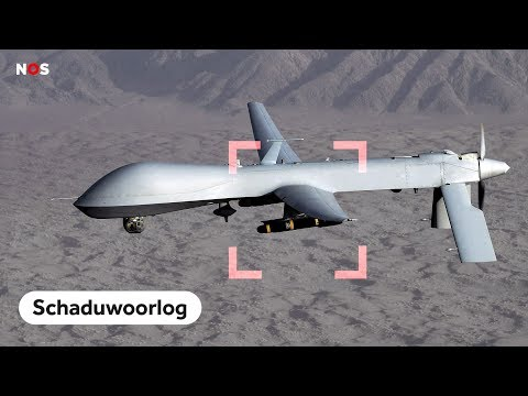 De onzichtbare oorlog met gewapende drones